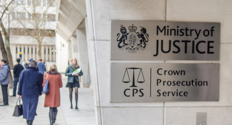 ministry of justice crown prosecution service